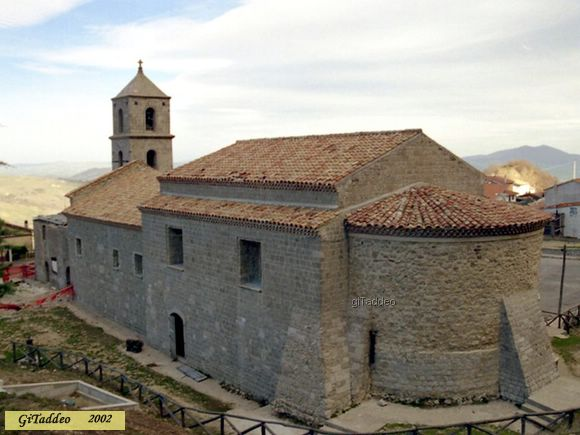 Santa Maria di Pierno Church.