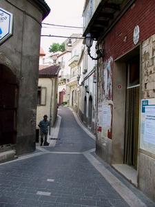 Le strade di San Fele